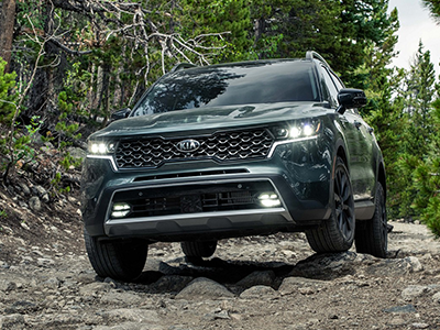 How Much Ground Clearance Does the Sorento Have?