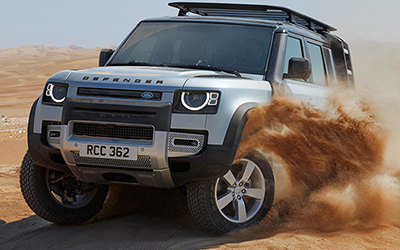 land rover terrain response overview