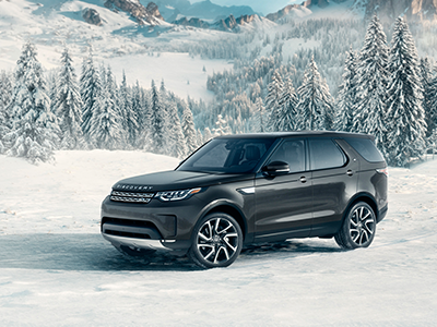 how much ground clearance does the discovery have?