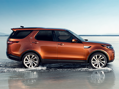 what is the land rover discovery engine horsepower?