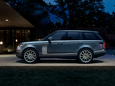 What Is The Weight of the Range Rover?