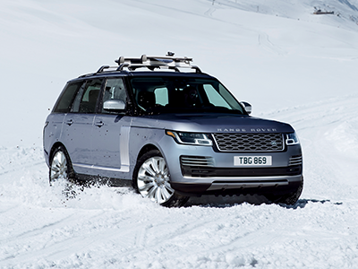 What Is The Range Rover Ground Clearance?