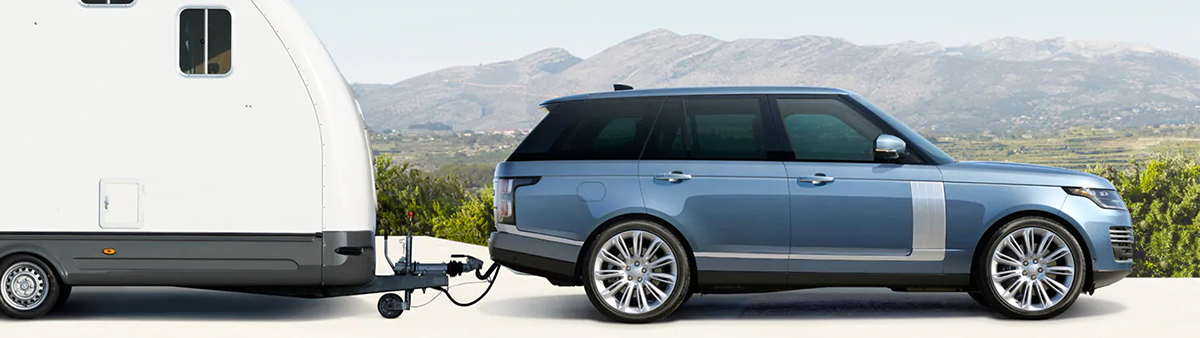 how much towing capacity does the range rover have?