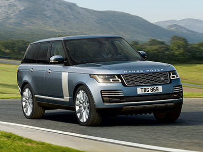 How Much Horsepower Does the Range Rover Have?