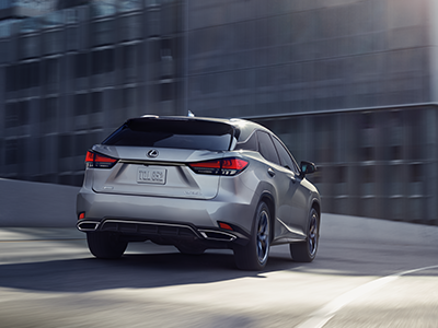 Vehicle Weight of the Lexus RX