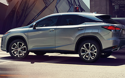 what is the tow capacity of the lexus rx?
