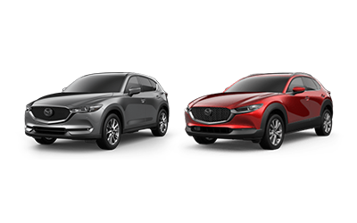 mazda comparison: cx-5 vs cx-30