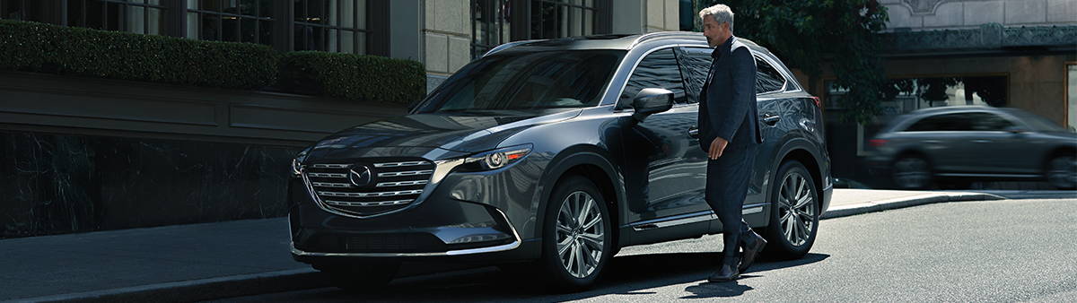 exterior colors of the mazda cx-9 for 2021