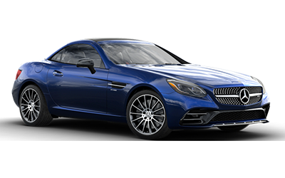 new 2020 Mercedes-Benz SLC Georgetown TX review features specs