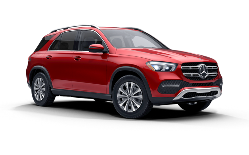 mercedes-benz gle designo® cardinal red metallic beaumont tx