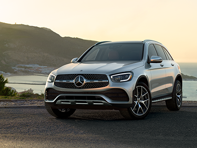 Vehicle Weight of the Mercedes-Benz GLC