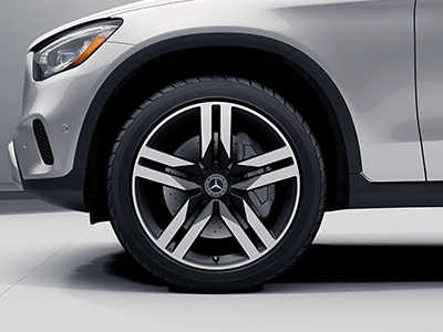 How Much Ground Clearance Does the GLC Have?
