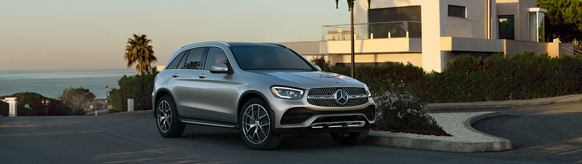 how much towing capacity does the mercedes-benz glc have?