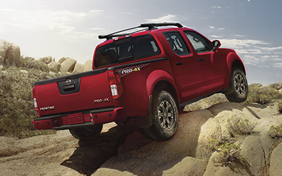 what is the nissan frontier trim level performance for 2021?