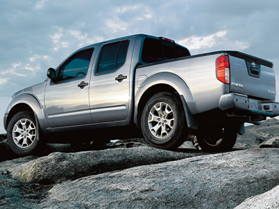 Horsepower of the Nissan Frontier
