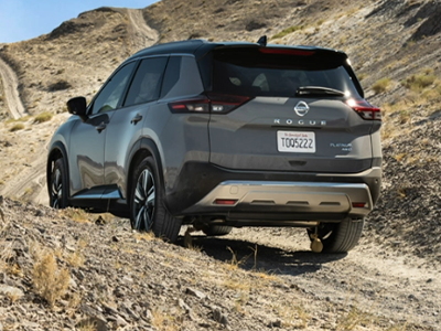 What is the Nissan Rogue Horsepower?