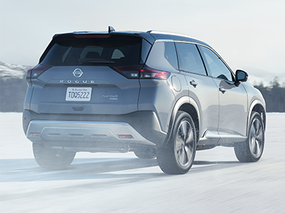 What is the Top Speed of the Nissan Rogue?