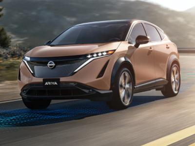 performance 2022 Nissan Ariya