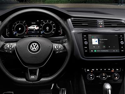 volkswagen tiguan 2020 digital cockpit