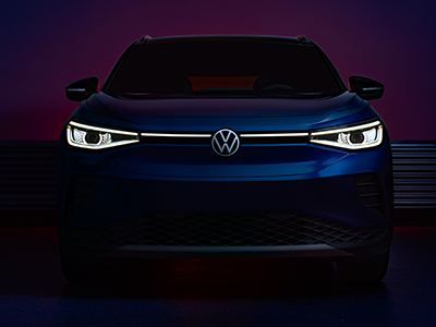 Volkswagen ID.4 design features 2021