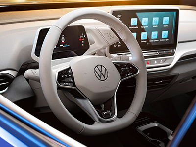 technology features Volkswagen ID.4