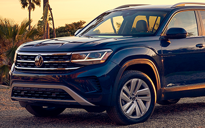 towing capacity of the volkswagen (vw) atlas