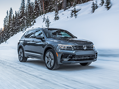 ground clearance of the tiguan