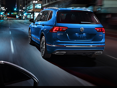 what is the tiguan horsepower?