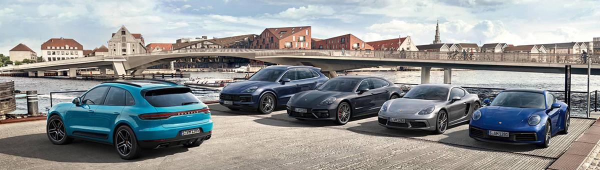 Porsche Lease Return Center El Paso