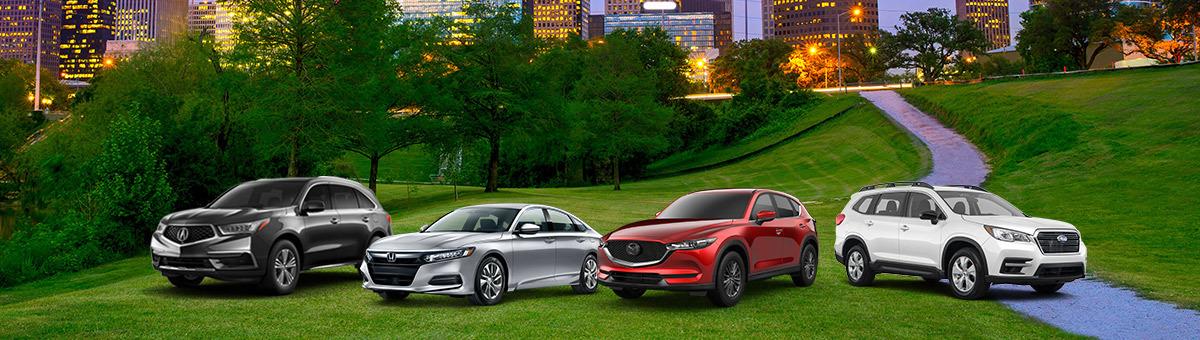 Acura Honda Mazda Subaru Online Resources