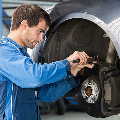 The Benefits of Routine Brake Service