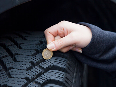 tire tread depth: how to figure it out