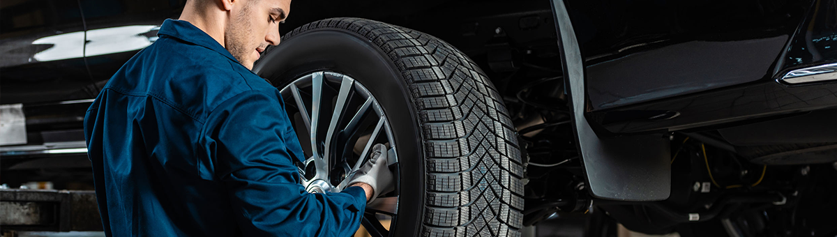 Buick GMC tire rotation Oklahoma City OK